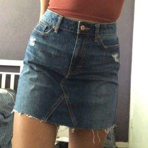 Gap Demin Skirt